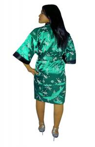 Jade Green Robe