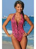 Darling Zebra One Piece Swimsuit