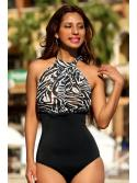 Angelic Zebra One Piece Swimsuit