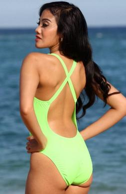 Unearthly One Piece Swimsuit