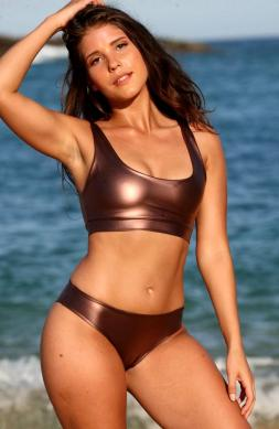 Showy Graceful Bikini
