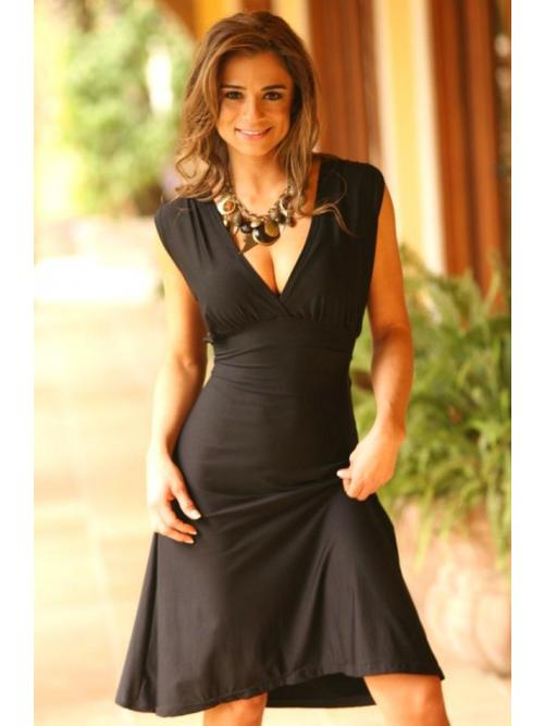 Glamorous Black Dress