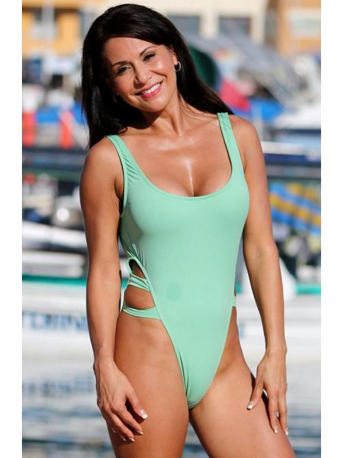 Exquisite One Piece Swimsuit