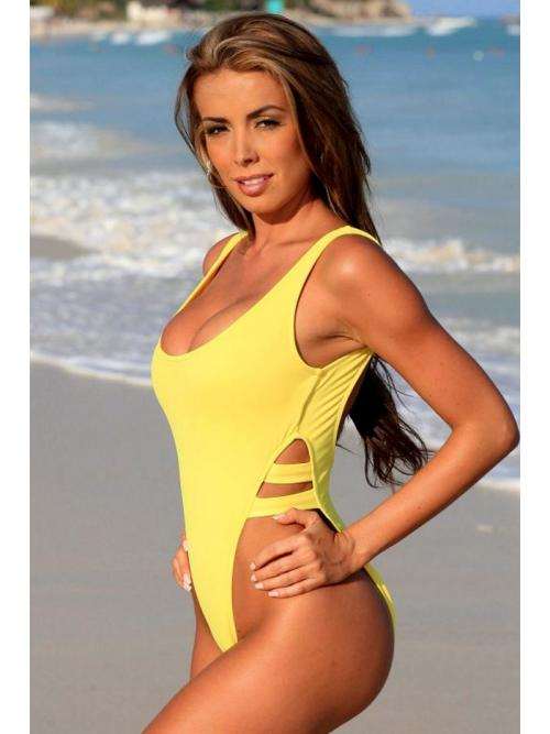 Graceful One Piece Swimsuit