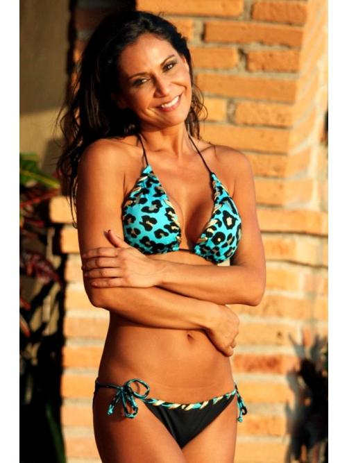 Captivating Leopard Bikini
