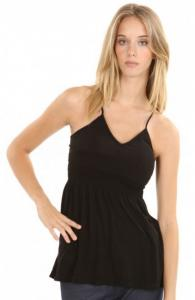 Seamless Smocked Camisole