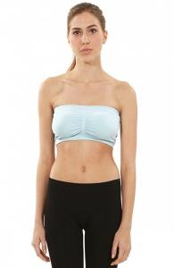 Cinched Front Tube Top