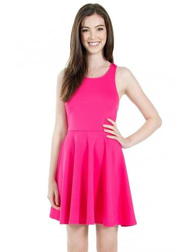 Sweetheart Pink Dress