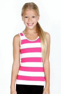 Kids Striped Tank Top