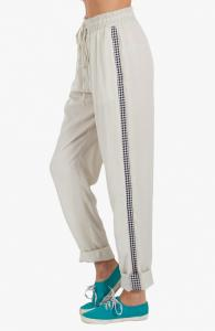Houndstooth Jogger Pants