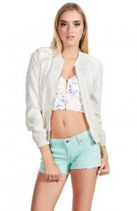 Easy Day Bomber Jacket