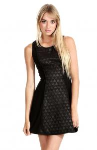 Black Diamonds Dress