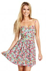 Bright Blooms Dress