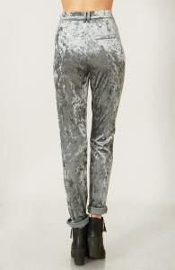 Sea Glass Velvet Pants