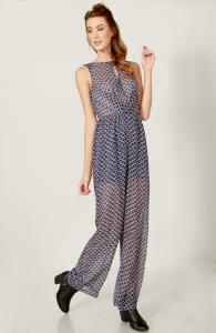 Round Off Jumpsuit