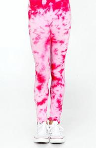Kid's Tie Dye Leggings