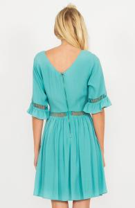 Ruffle Your Feathers Dress