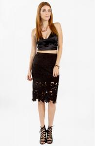 Black Lilly Skirt