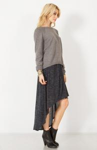 Dip Low Skirt