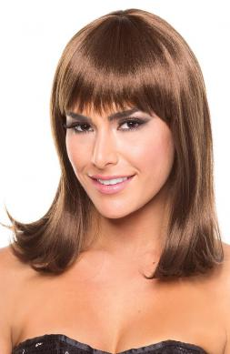 Doll Wig Brown