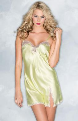 Select 1 Piece Satin Babydoll