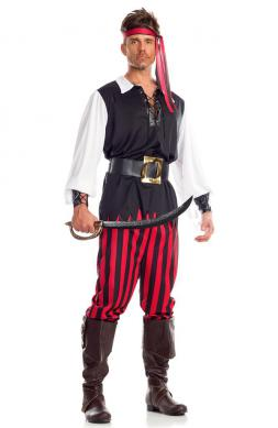 Pirate Raider Costume