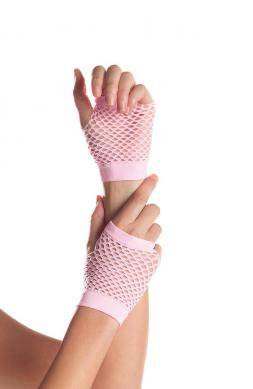 Candy Pink Gloves