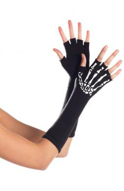 Boney fingerless black