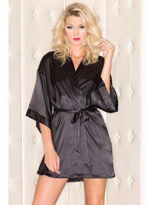 Luxurious Satin Robe