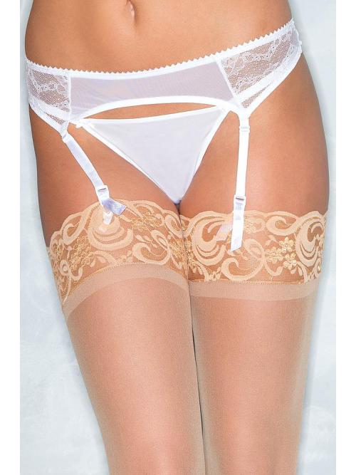 Superior Lace Garter belt