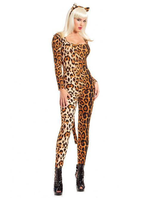 Loveable Leopard Costume