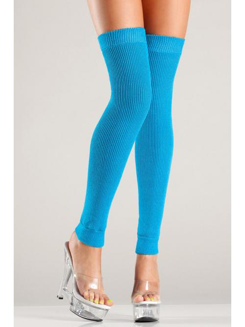 Thigh Highs Turquoise